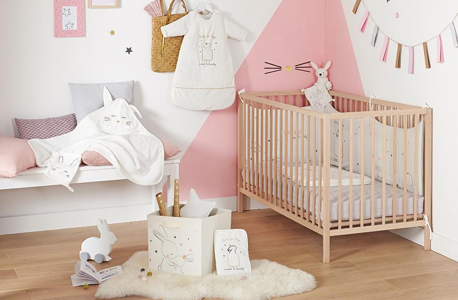 Chambre Bébé Kiabi : Les chambres bébé linge de maison kiabi