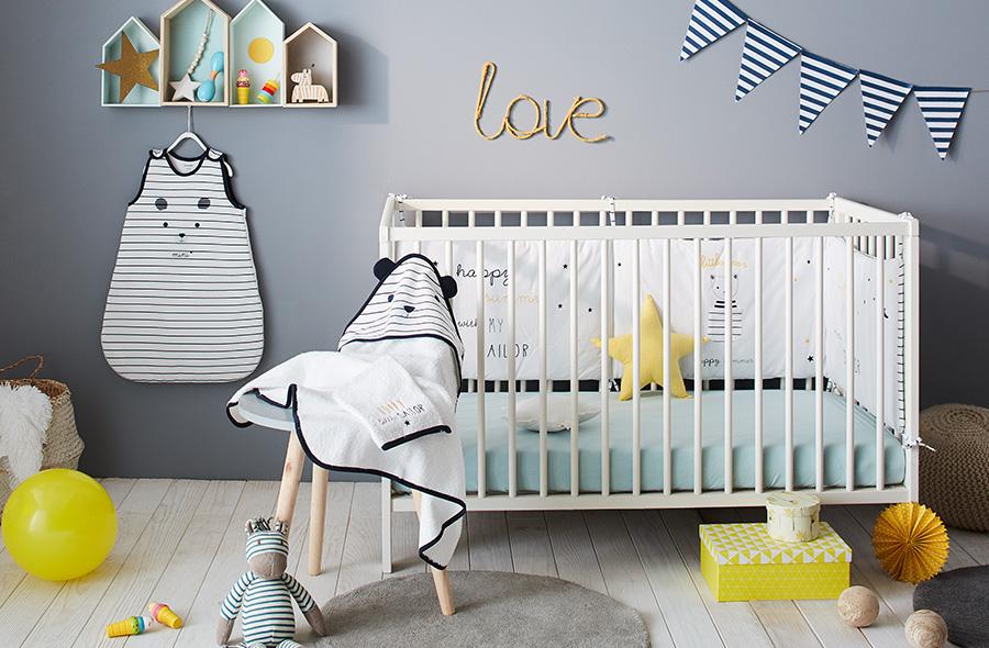 Chambre Bébé Kiabi : Les chambres bébé vêtements kiabi