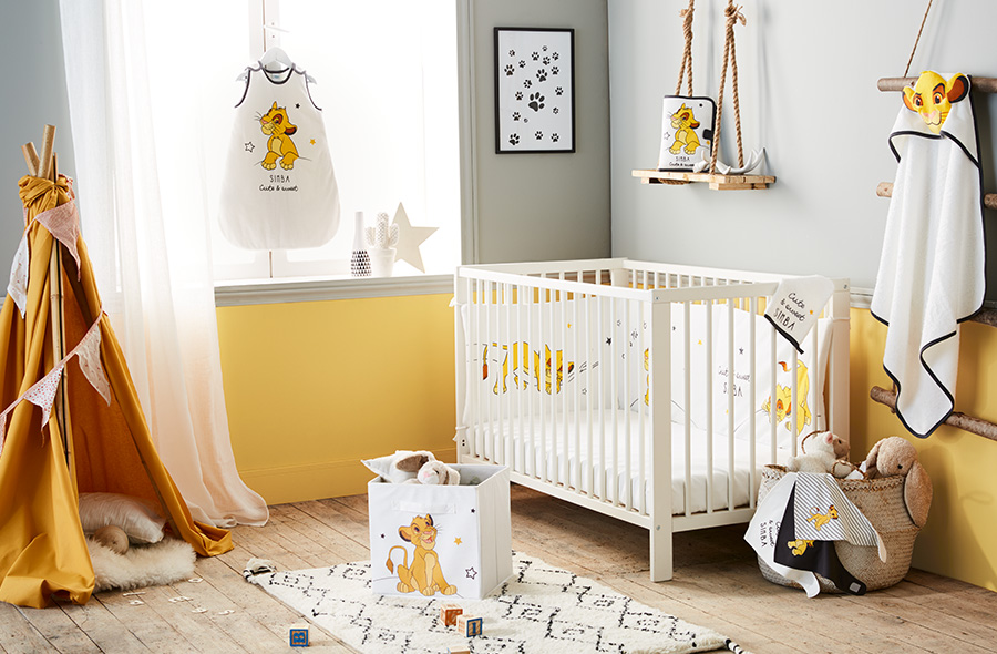 Chambre Bebe Le Roi Lion : Les chambres bébé vêtements kiabi