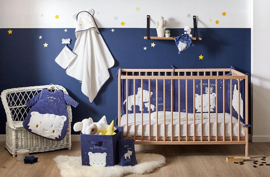 Chambre Bébé Kiabi : Les chambres bébé puériculture vêtements kiabi