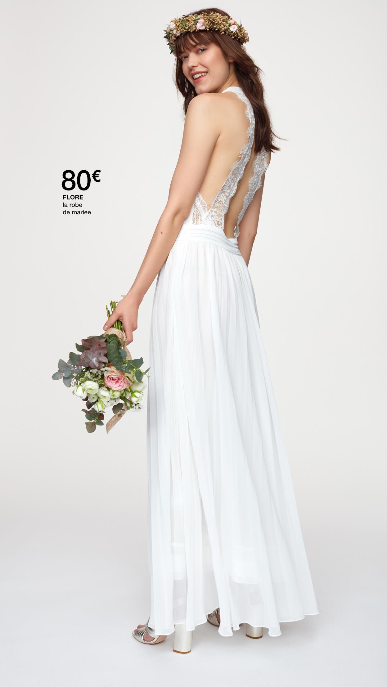 Robes mariage kiabi