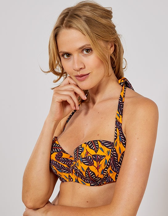 b02d726772 Quel maillot de bain femme choisir pour quelle morphologie ?   Kiabi