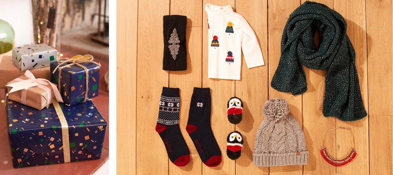 85c7dc5589b4 À vous le shopping zen avec nos idées cadeaux… En un clin d œil, shoppez un  sac sympa pour belle-maman ou encore une écharpe toute douce pour votre  chéri.