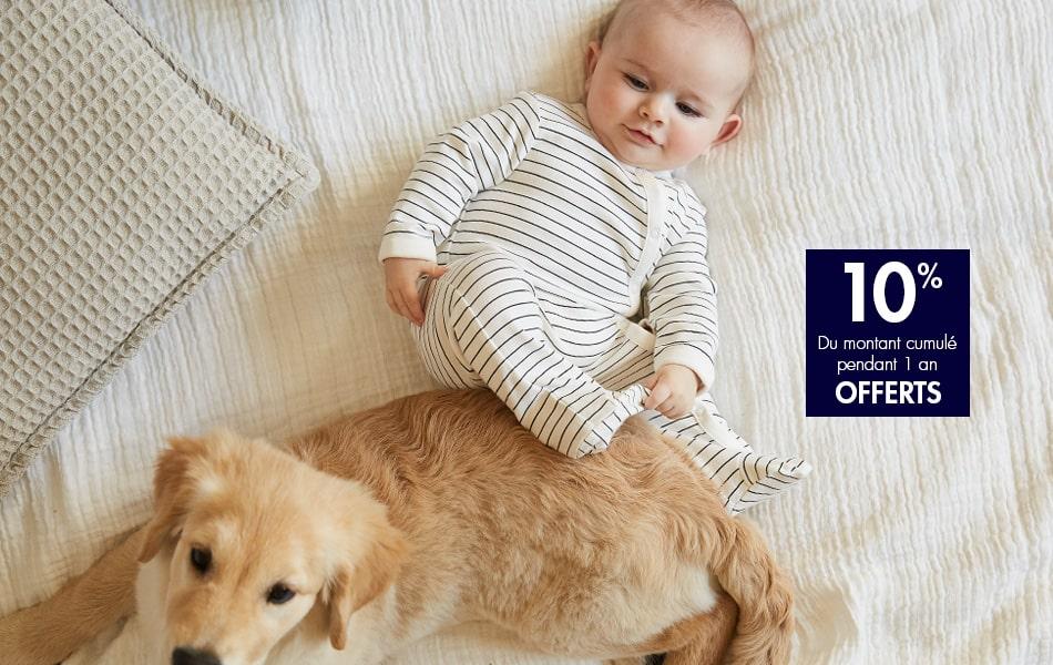 Kiabi Maternite Livret Bebe